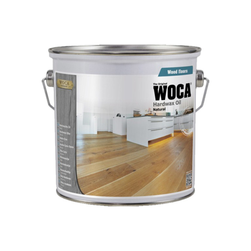 WOCA Hardwax-Oil, Natural, 2.5L