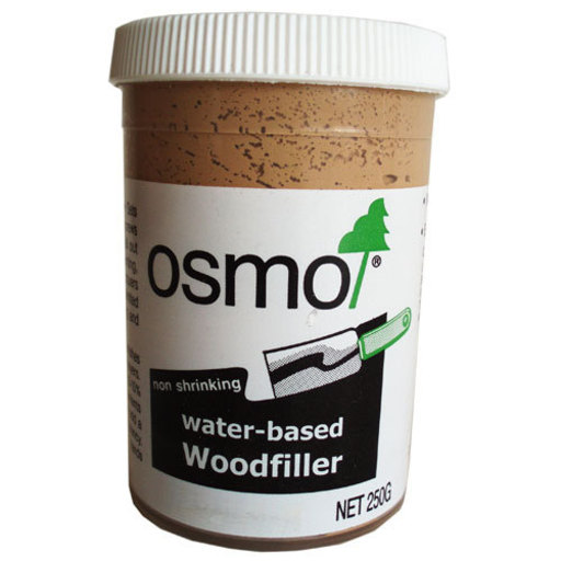 Osmo Wood Floor Filler, Medium Oak, 250 gr