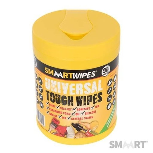 Universal Tough Wipes, 90 pcs