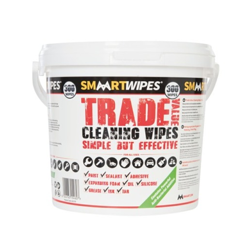 Trade Value Cleaning Wipes, 300 pcs