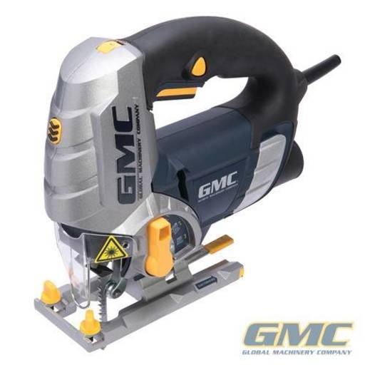 GMC Jigsaw with Laser Guide, 750 W