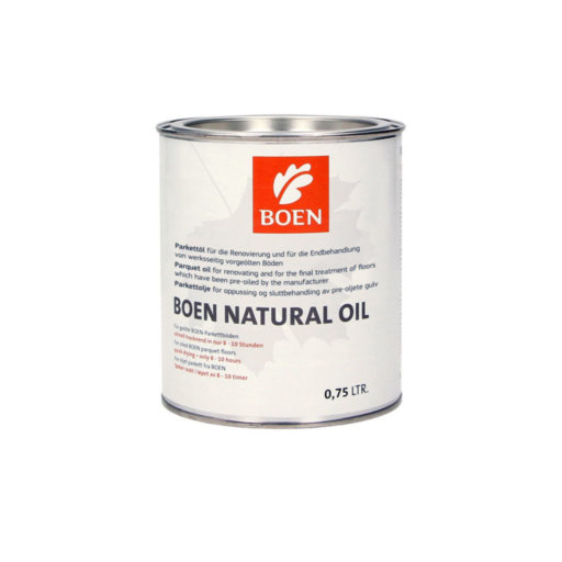 Boen Natural Oil, 0.75 L
