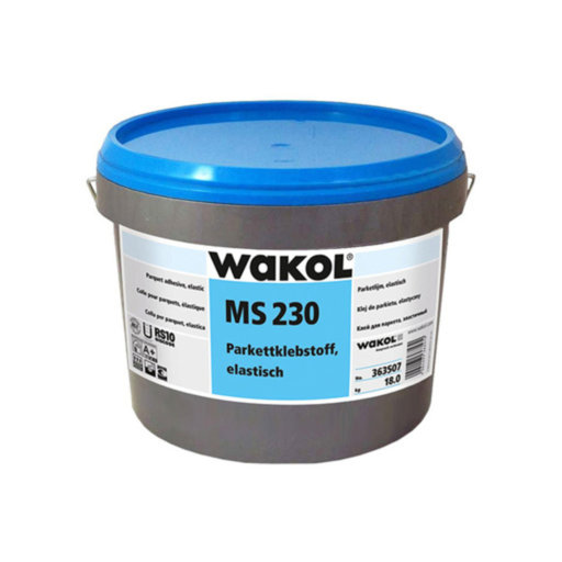 Wakol MS230 Wood Flooring Adhesive, 9 kg