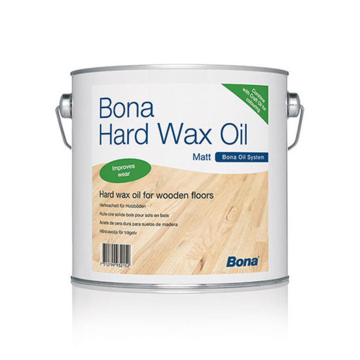 Bona Hardwax Oil Silk, 2.5L