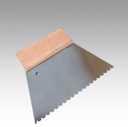 Bona Notched Trowel, 180 mm, 850 G