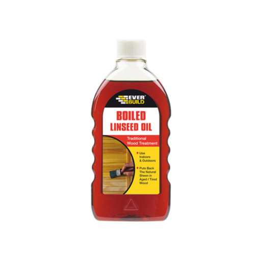 Boiled Linseed Oil, 500 ml