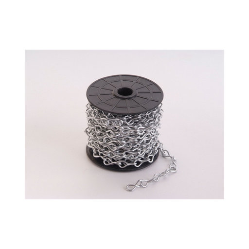 Single Jack Chain, 2 mm, Pre-Galvanised, 5 m