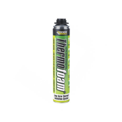 Everbuild Thermofoam, Off White, 750 ml