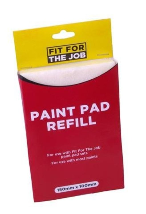 Click System Paint Pad Refill, 6 x 4 inch (150 x 100 mm)
