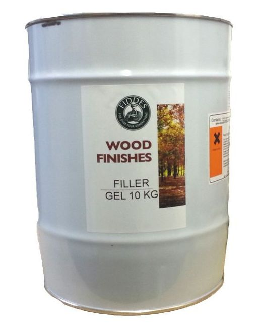 Fiddes Resin Wood Floor Filler Gel, 10L