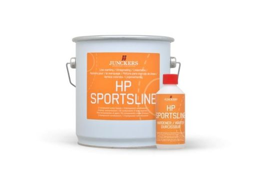 Junckers HP Sportsline Yellow, 2.3L