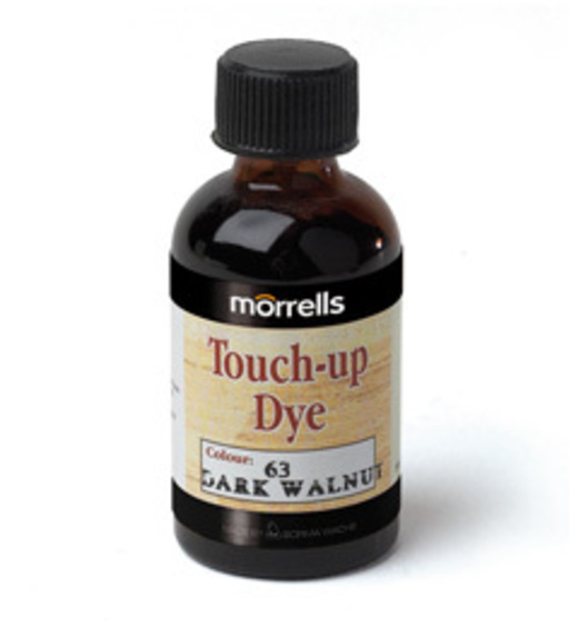 Morrells Touch-Up Dye, White, 30 ml