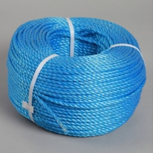 Polypropylene Rope, 12 mm, Blue, 30 m