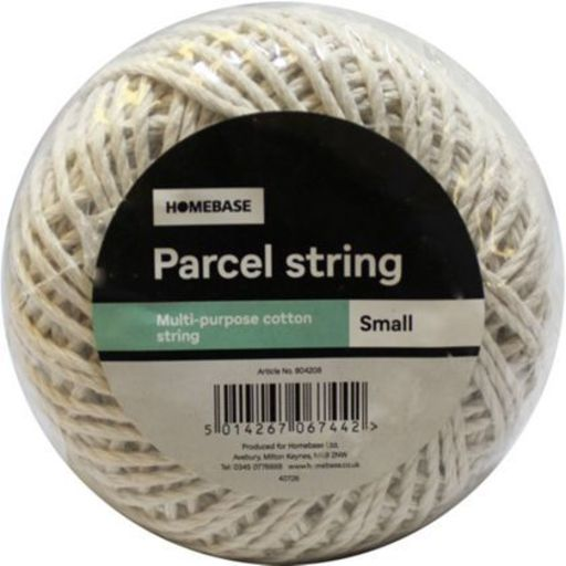 Parcel String, 2 mm, Coloured, 70 m - ball