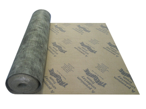 Tredaire Technics 5 Flooring Underlay, 5 mm, 15 sqm