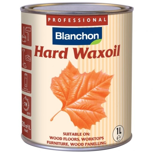 Blanchon Hardwax-Oil, Wild Cherry, 2.5 L