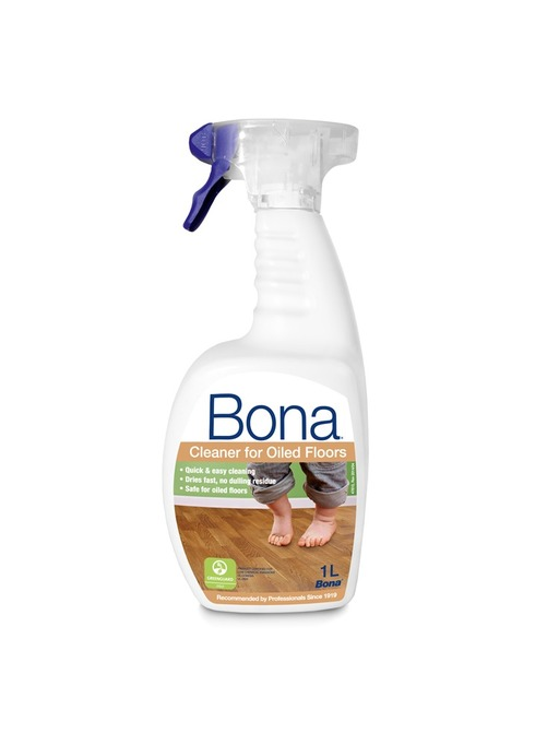 Bona Cleaner Spray for Oiled Floors, 1L