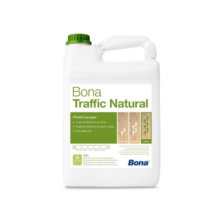 Bona Traffic Natural, 5L